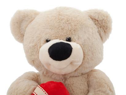 5af8b9653 ... Pelúcia Urso Love Presente - Buba. Passe o mouse para ver o Zoom