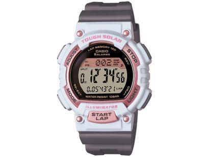 67e8b6a6909 Relógio Feminino Casio Digital - Resistente à Água STL-S300H-4ADF ...