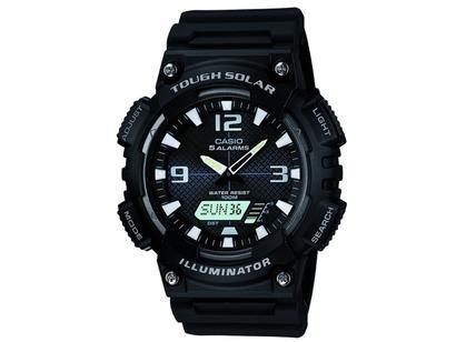 14be8311914 Relógio Masculino Casio Anadigi - Resistente à Água Cronômetro  AQ-S810W-1AVDF