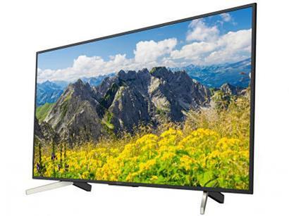 """2dc0990f6c6e7 Smart TV LED 55"""" Sony 4K Ultra HD KD-55X755F - Android Conversor Digital Wi-Fi  4 HDMI 3 USB"""
