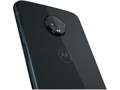 5ed524b44 Smartphone Motorola Moto Z3 Play PowerPack DTV - 64GB Índigo Dual Chip 4G  Câm 12MP e 5MP + Selfie