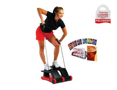 Air Climber Power System Polishop Spin Doctor Magazine Luiza