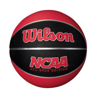 Bola de Basquete Wilson NCAA Mini Vermelho - Wilson - Produtos para ... d19516194702a