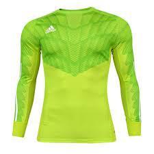 100% de alta calidad excepcional gama de colores buscar genuino Camisa de Goleiro Adidas Adizero
