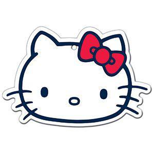 Descanso De Panela Hello Kitty Face Urban Descanso De Panela