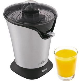 Espremedor Philco 500ml com Acionamento Automático Nectar Turbo PEF-01  Cinza - Espremedor de fruta - Magazine Luiza bd8d7f755cf