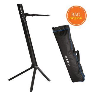 Estante Suporte Para Teclado Slim 1100 01 Stay Preto Com Bag - Stay suportes 51923e835d