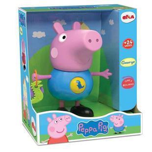 George Da Peppa Pig Com Atividades Gira A Bolinha Chaves Elka
