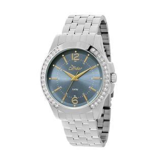 14c10097289 Kit Relógio Feminino Condor Co2035kow k3a Prata - Relógios Femininos -  Magazine Luiza
