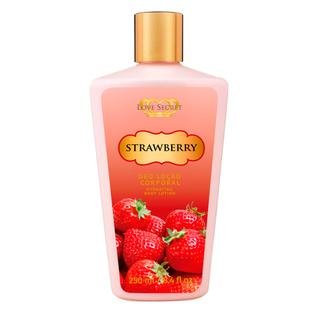 Loção Desodorante Strawberry Love Secret - Para o Corpo - Body ... bc929da64f
