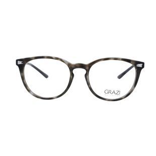 8e6a3abbf Óculos de Grau Grazi Massafera GZ3048B F704 - Acetato Tartaruga ...