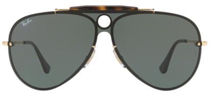 Óculos de Sol Ray Ban Craft Caçador Arista RB3581N 00171 Ouro Lente ... f653037767