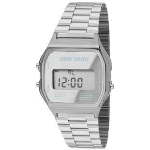 abfb88268e5 Relógio Feminino Mormaii Maui MOJH02AA 3C Prata - Relógio Feminino ...