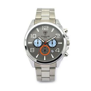 b1309c5d9b9 Relógio Masculino Tuguir Analógico 5048 Prata - Relógio Analógico -  Magazine Luiza