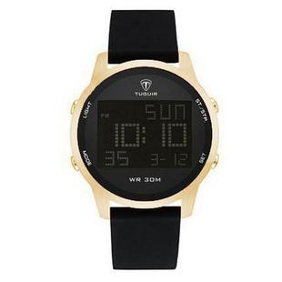 c1b26a1b8ac Relógio Masculino Tuguir Digital TG7003 Dourado - Relógio Masculino ...