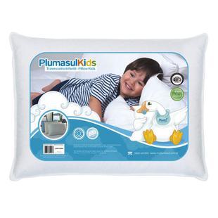 Travesseiro Pluma De Ganso Baby 233 Fios 30X40cm Plumasul - Travesseiro  Pena ou Pluma - Magazine Luiza ade8a43cb2