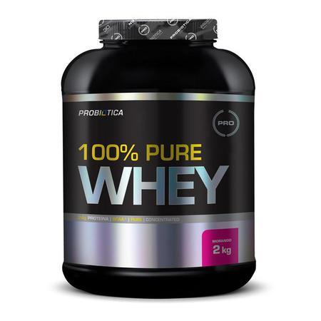 Imagem de 100% Pure Whey 2kg Probiotica