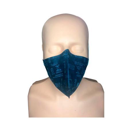 Imagem de 20 Máscaras 3m Pff2  9820 Proteção Respiratória Selo Anvisa  e Inmetro