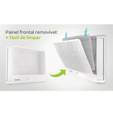 Imagem de Ar Condicionado Janela Consul Inverter 7.000 BTU/h Frio Eletrônico CCK07ABXNA - Bivolt