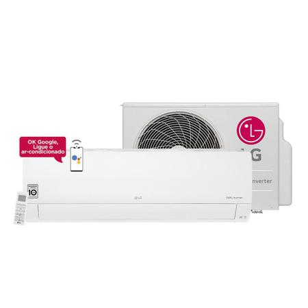 Imagem de Ar Condicionado Split LG Dual Inverter Voice 24.000 BTU/h Quente e Frio - 220 Volts