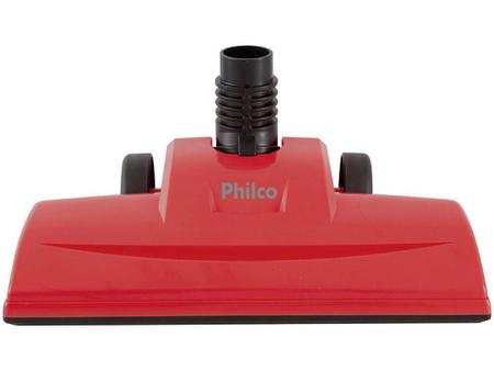 Imagem de Aspirador de Água e Pó Vertical Philco PAS3200, 1250W, Filtro HEPA, 1 Litro, Vermelho - 110V