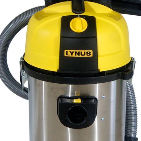 Imagem de Aspirador de Pó e Água Inox 35L 1200W - LYNUS-APL-1200