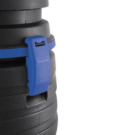 Imagem de Aspirador de Pó e Água Philco PAS10 1000W Preto com Azul