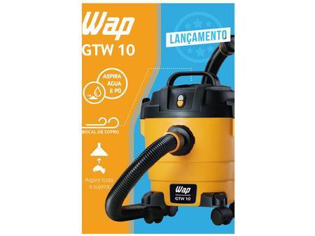 Imagem de Aspirador de Pó e Água Wap 1400W GTW 10