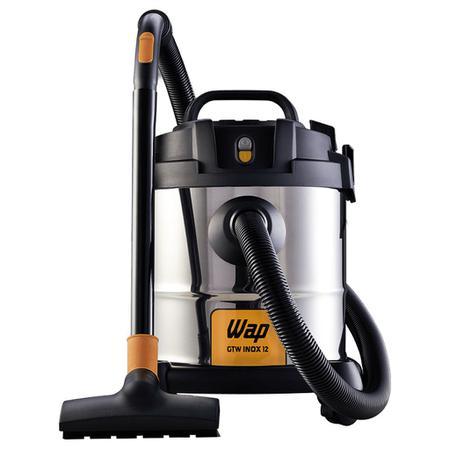 Imagem de Aspirador de Pó e Água WAP GTW INOX 12 FW005042 - 220 Volts
