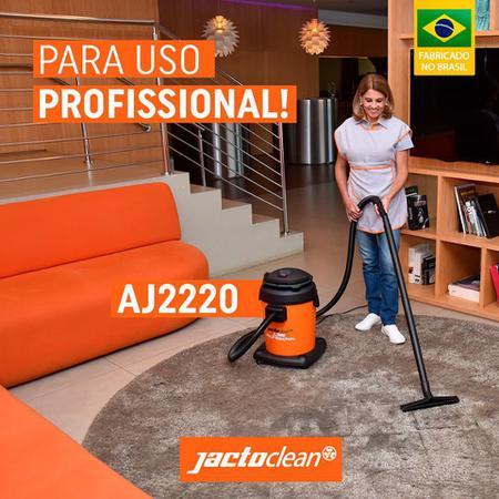Imagem de Aspirador de Pó e Líquido 22 Litros Jacto Clean Aj2220 1350w 127v