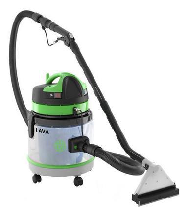 Imagem de Aspirador extrator IPC Lava Pro preto e verde 220V