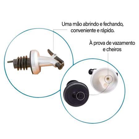 Imagem de Azeiteiro ou Vinagreiro com Dosador 300 ml Uny Home