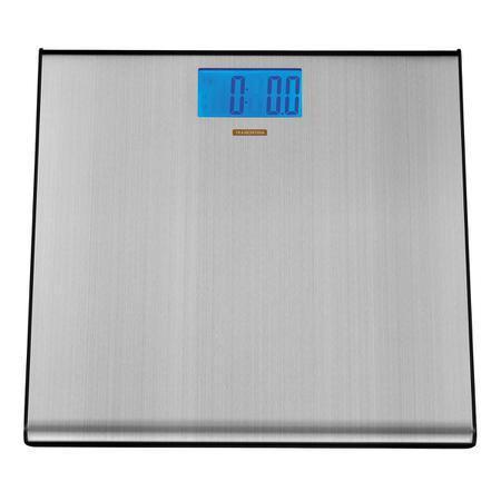 Imagem de Balança Digital Para Banheiro Tramontina 61101200 Aço Inox