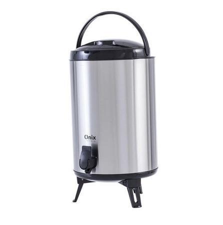 Imagem de Botijão garrafão térmico inox 13 litros paramount - 1259