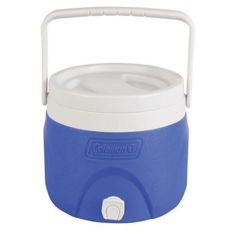 Imagem de Botijão Jarra Térmica Coleman 7,5 litros c/ Torneira - Azul