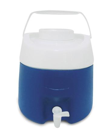 Imagem de Botijao termico c/torneira globalsol 4l azul