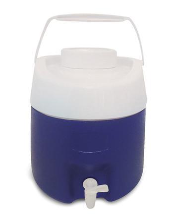 Imagem de Botijao termico c/torneira globalsol 8l azul