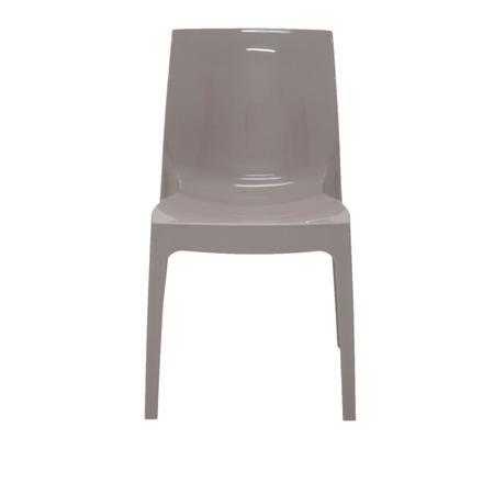 Imagem de Cadeira Tramontina Alice Polida em Polipropileno Camurça