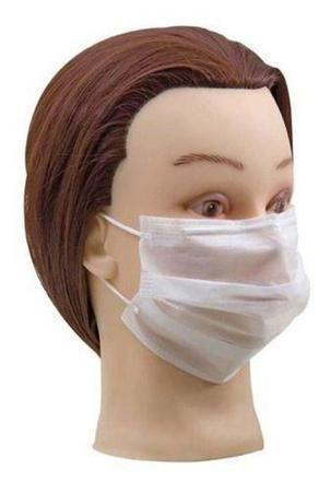 Imagem de Caixa 25 Máscaras Descartáveis Santa Clara