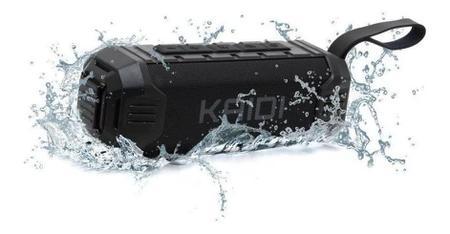 Imagem de Caixa Som Kaidi Kd-805 Wi-fi Prova Dágua Bluetooth Sem Fio