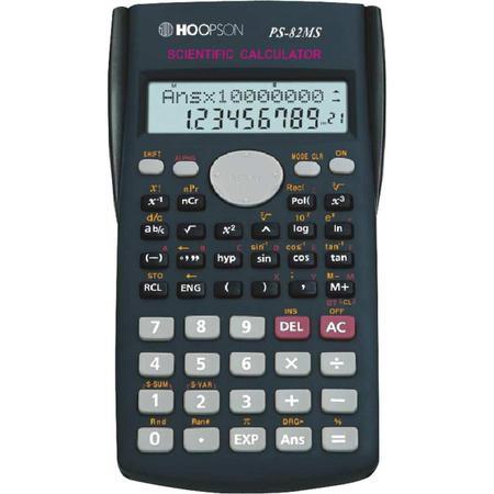 Imagem de Calculadora Cientifica 240 Funcoes 12dig.visor 2 Linh Hoopson Unidade