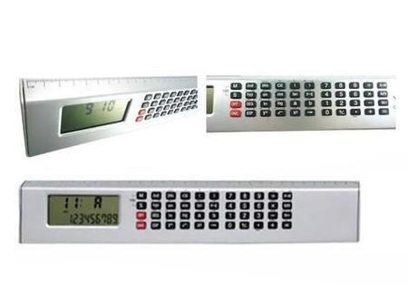 Imagem de Calculadora Científica Régua com Relogio Sheng Ts99885