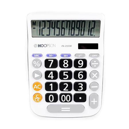 Imagem de Calculadora de Mesa PA-2500B Hoopson