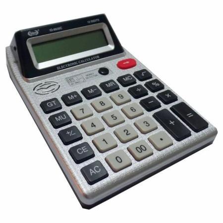 Imagem de Calculadora Eletrônica 12 Dígitos IDEA