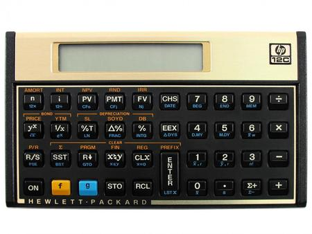 Imagem de Calculadora Financeira HP 10 Dígitos 120 Funções