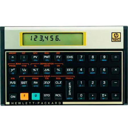 Imagem de Calculadora Financeira Hp 12c Gold F2230a