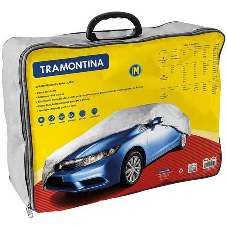 Imagem de Capa Impermeável Forrada Para Carros 43780002 Tramontina