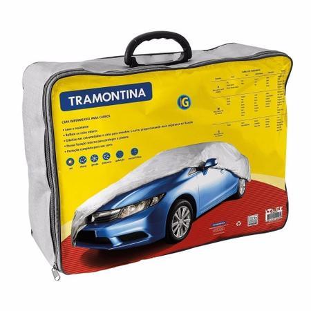 Imagem de Capa Impermeavel para cobrir Carro Tramontina - G