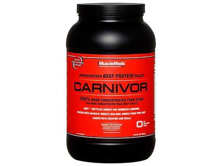 Imagem de Carnivor Whey Protein 876g Chocolate