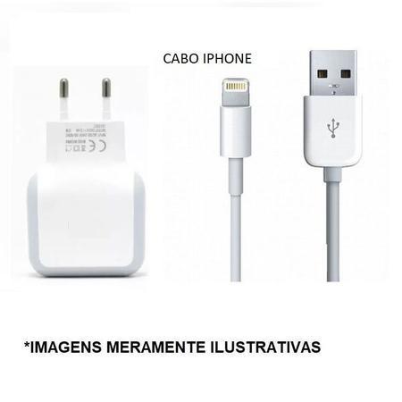 Imagem de Carregador + Cabo Lightning Para Kaidi